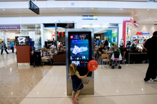 Westfield Albany was a close second in the rankings of super heavyweight malls. Photo / Richard Robinson
