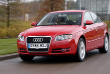 Audi A4. Photo / Supplied