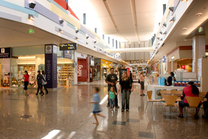 The $500 million Sylvia Park shopping mall opened five years ago. Photo / Kenny Rodger