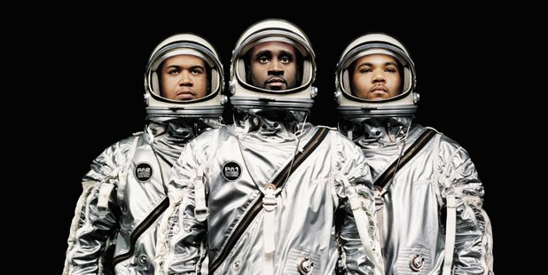 Hip-hop act De La Soul will be headlining New Years Eve event, Coromandel Gold. Photo / Supplied