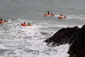 Three students fell from Paritutu rock in Taranaki. Photo / File