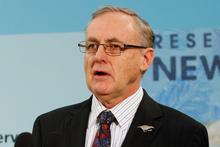 Current Reserve Bank Governor Alan Bollard. Photo / Mark Mitchell