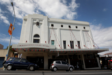 Victoria Picture Palace and Theatre, Devonport. Photo / Sarah Ivey
