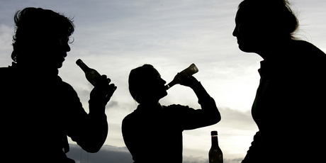 A return to heavy legislation around alcohol could well mean bringing back the bad old days of binge-drinking. Photo / APN
