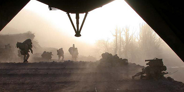 Two New Zealand Defence Force personnel have been killed and six injured in Afghanistan. File photo / NZDF