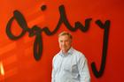 Ogilvy's managing director Greg Partington. Photo / Brett Phibbs