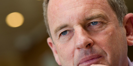David Shearer. Photo / Paul Estcourt