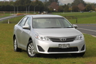 A new model Toyota Camry. Photo / Bat of Plenty Times