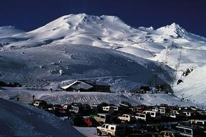 The main area of the Turoa ski fields at Mt Ruapehu. Photo / Supplied