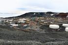 McMurdo Station, Ross Island, Antarctica. Photo / Wayne Drought