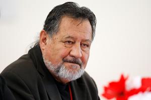 Maori Party Co-Leader Dr Pita Sharples. Photo / File