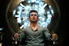 Colin Farrell takes on Arnie's iconic role in 'Total Recall.' Photo / Supplied