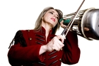 Scottish percussionist Evelyn Glennie. Photo / Supplied