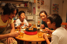 Children plot to get their parents back together in Japanese film I Wish.