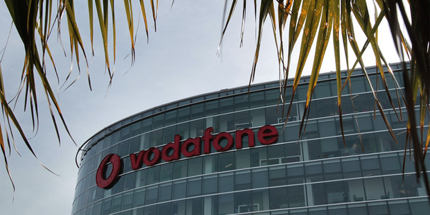 Vodafone is reporting problems with its 3G network. Photo / Brett Phibbs