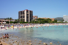 Magaluf has long been primarily regarded as a resort for young revellers, but a new multimillion-euro project is aiming to transform the seaside town into a more upmarket destination. Photo / Creative Commons image by Flickr user Effervescing Elephant