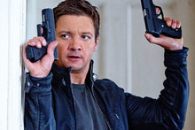 Jeremy Renner stars in The Bourne Legacy. Photo / AP