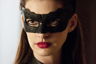 Anne Hathaway as Catwoman. Photo / Supplied
