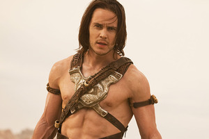Taylor Kitsch in John Carter. It's not his fault the film flopped. Photo / Supplied