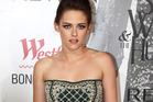 Kristen Stewart has reportedly been banned from Robert Pattinson's Cosmopolis premiere. Photo / AP