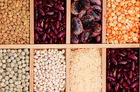 Legumes are a great source of protein for vegetarians. Photo / Thinkstock