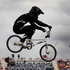 Marc Willers during the BMX time trials at Olympic Park BMX track. Photo / Mark Mitchell