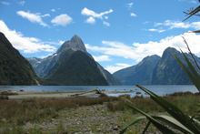 Milford Sound has had scenic appeal for tourists since colonial times. Photo / Paul Rush