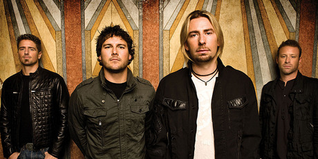 Nickelback are returning to New Zealand in November. Photo / Supplied