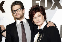 Sharon Osbourne has quit America's Got Talent. Photo / AP