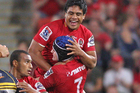 Ben Tapuai was one of three major signings the Reds Super Rugby franchise named on Monday. Source / Getty Images