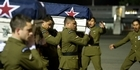 Watch: Raw video: NZ soldiers' bodies arrive home