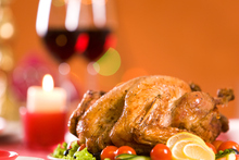 Pairing roast chicken with pinot noir will make merry a festive occasion. Photo / Thinkstock