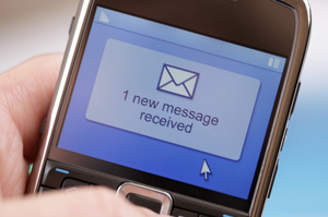 Text messaging between the midwife and her client 'prevented adequate clinical assessment'. Photo / Thinkstock