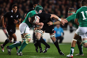 Brodie Retallick has made remarkable progress. Photo / Getty Images