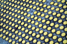 Photo of a studded pavement taken using a Sony Cyber-Shot DSC-RX100. Photo  / Juha Saarinen