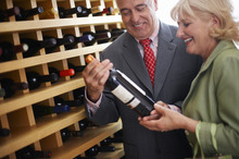 Those who fancy a glass of wine with dinner in retirement should start saving now, say researchers. Photo / Thinkstock