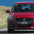 Suzuki's Swift Sport is a far more serious take on the popular hatchback. Photo / Suppllied