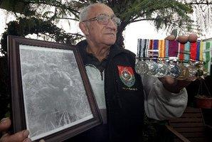 Orri Haddon of Wanganui was a raw-boned infantryman when he arrived in Malaya in 1961. Photo / Stuart Munro