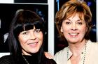 NZ Fashion Week supremos Myken Stewart (left) and Pieter Stewart. Photo / Babiche Martens