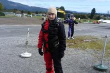 Annika Kirsten died in the Fox Glacier plane crash in September 2010. Photo / Supplied.