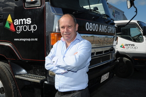 Kevin Wall is founder and MD of AMS Group, a private training organisation specialising in driver education and industry training. Photo / Supplied