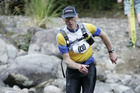 The race involves running, kayaking and mountain and road biking. Photo / Peter Tate.