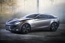 Hyundai i-oniq Concept Car. Photo / Supplied