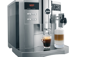 The only asset owned by one of Layne Kells' liquidated companies is a Jura S9 Coffee Machine. Photo / Supplied