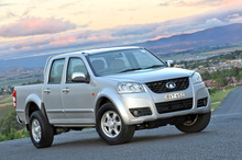 Great Wall ute.