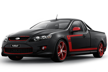 Ford Performance Vehicles Pursuit ute will not be sold in New Zealand.