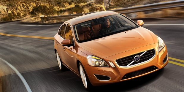 The Volvo S60 was best performer in the American test, but the VW CC lost a door.
