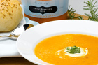 Gattings soups are perfect winter fuel. Photo / Supplied