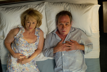 Meryl Streep and Tommy Lee Jones play a long-married couple in Hope Springs, who start therapy in an attempt to