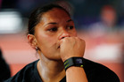 Valerie Adams, who had to settle for silver in the shot-put final, later discovered Ostapchuk's drug test returned positive. Photo / AP
